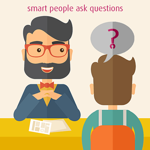 Ask Questions in an Interview
