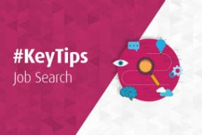#KeyTips Job Search
